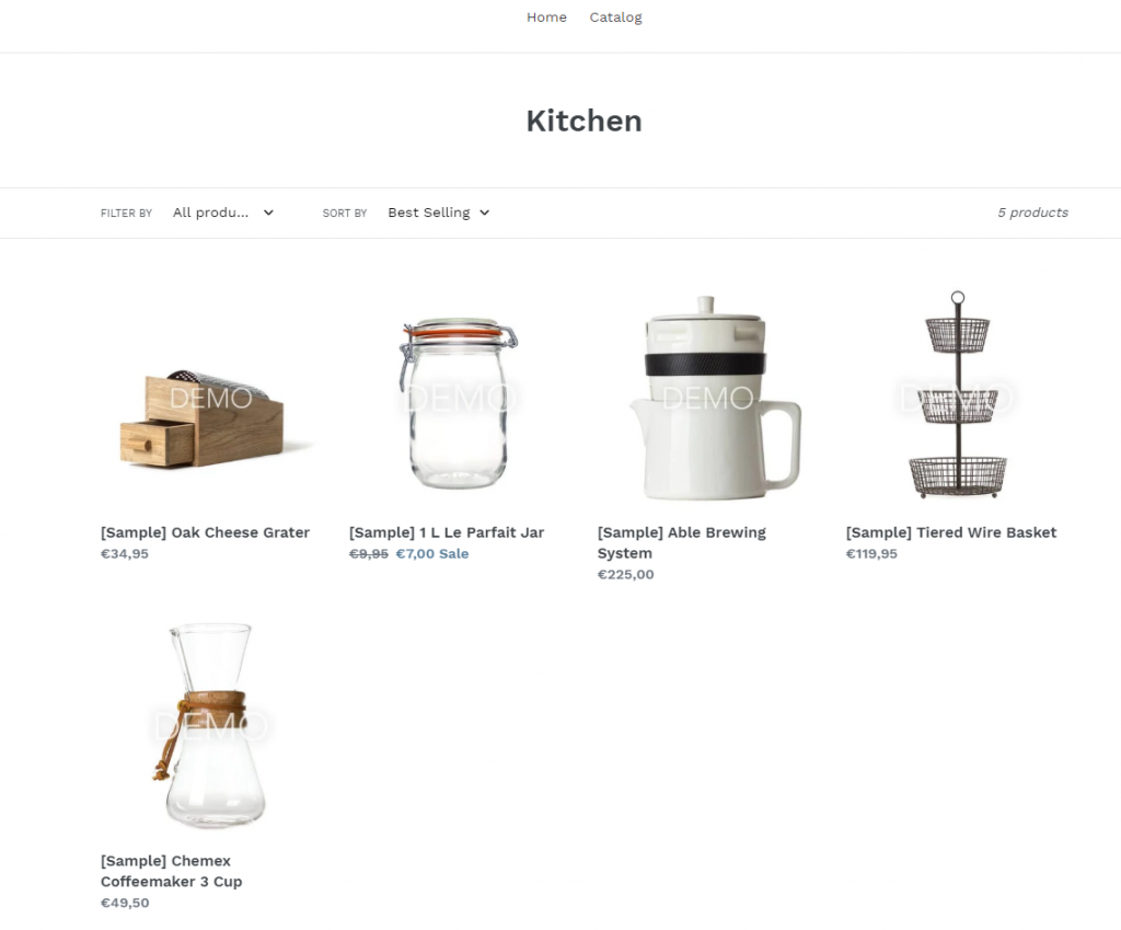 10. Export Products from BigCommerce custom template migrate to Shopify