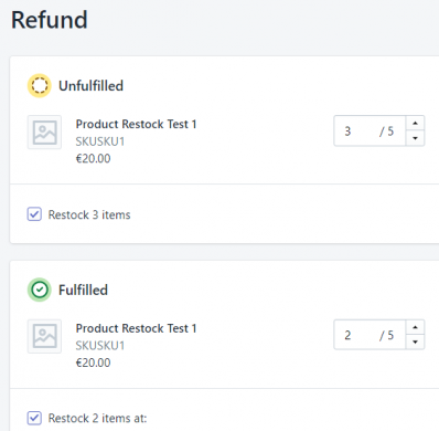 Refund Restock Shopify Orders in bulk|1 - Shopify partially fulfilled order bulk export Excelify|1.1 - Export filter Shopify order in bulk Excel CSV Edit|2 - Shopify Excel filter export order bulk edit||2.2 - Specify update columns Shopify Order export bulk edit excel csv update command|2.3 - Specify update columns Shopify Order export bulk edit excel csv Refund import|2.4 - Specify update columns Shopify Order export bulk edit excel csv Refund quantity b4|2.5 - Specify update columns Shopify Order export bulk edit excel csv Refund quantity aftr|2.6 - Specify update columns Shopify Order export bulk edit excel csv Refund in bulk Restock|3 - Import Shopify Order bulk update excel csv xlsx Refund restock|3.1 - Import Shopify Order bulk update excel csv xlsx Refund restock