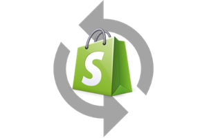 Sync Shopify|Sync Shopify store - Setup the regular export|Sync Shopify - copy the exported file URL|Sync Shopify - paste the export URL in the Store B|Sync Shopify - import from scheduled export file|Sync Shopify - see scheduled import status