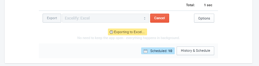 Export Shopify Products to Excel