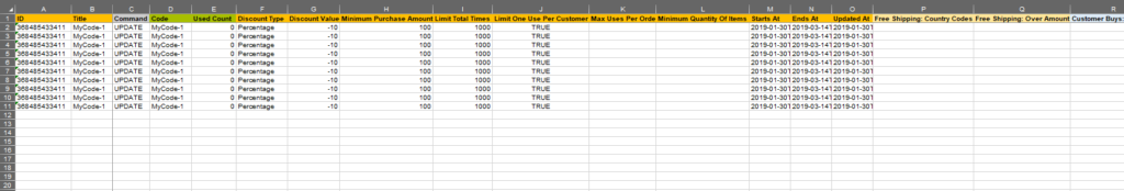 3.2 - copy rows after