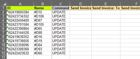 4.1 - Update Command
