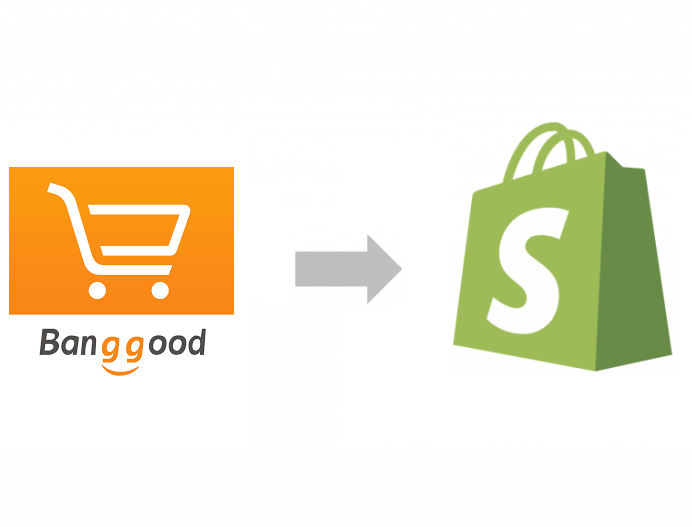 Import Banggood Products to Shopify