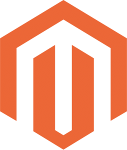 Magento logo for migating to Shopify