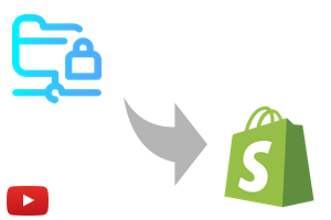 SFTP to Shopify