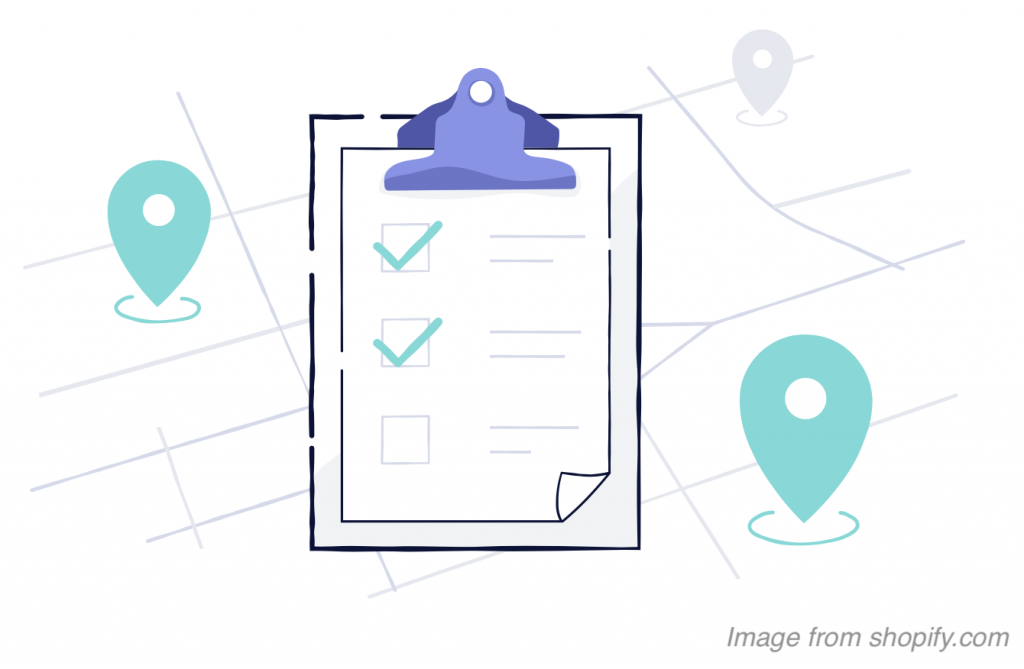 Shopify Multi-Locations