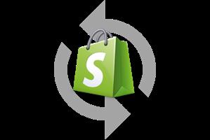 Sync Shopify