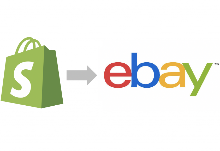 Shopify to eBay export